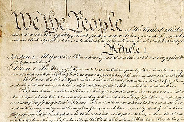 constitution guarding against tyranny Constitution mini-q how did the constitution guard against tyranny overview: in the summer of 1787, fifty-five delegates representing twelve of the thirteen states met in philadelphia to fix the national government.