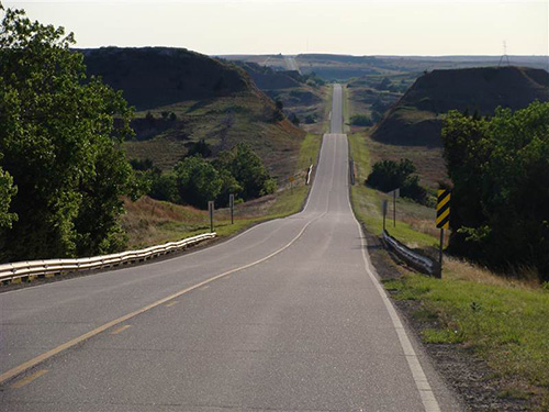 Gypsum Hills Scenic Byway image
