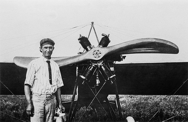 Clyde Cessna image