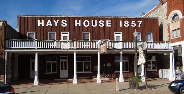 Hays House image