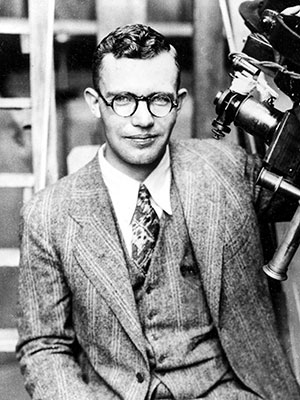 Clyde Tombaugh image